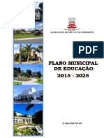 PME Garanhuns 2015 - 2025
