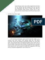 Perkembangan PC