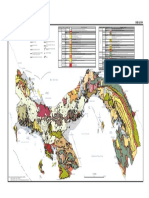 0.1 Mapa Geológico de Panamá