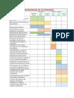 Cronograma de Actividade_eduambiental