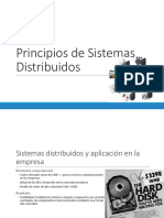 Principios de Sistemas Distribuidos