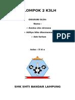 k3lh limbah