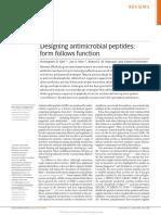 Hancock Review 2012 Designing Peptides Nature Reviews