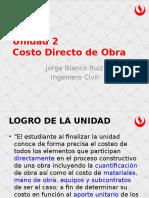 Clase 02 - Costo Directo de Obra (1).pptx
