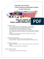 National Day Flyers