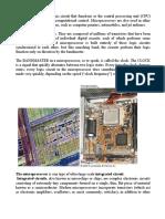 Microprocessor Lecture