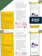 Leaflet CA Cervix Fixx