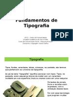 Fundamentos de Tipografia - Nina Rezende