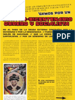 Contratapa revista FEL Nº2 - Marzo 2010
