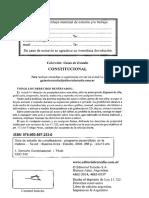 Guía de Estudio Derecho Constitucional Argentina 1