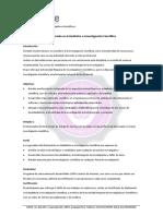 Plan de Estudios Del Diplomado