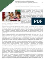 Avaliação Psicológica Escolar Não Deve Partir de Testes, Diz Estudo _ 10-8-2015