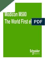 1.Modicon M580 - Presentation