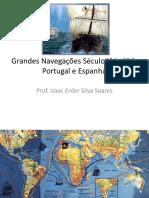 Grandes Navegações Século XV e XVIx