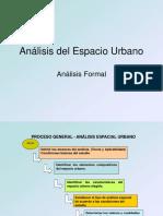 Análisis Del Espacio Urbano
