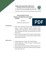 SK Standar Layanan Klinis