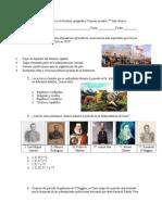 Prueba de Diagnóstico de Historia 7° Año 2016.docx