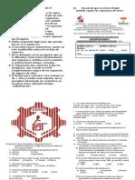Exámen de diagnóstico ciencias 3 2017 - 2016.docx