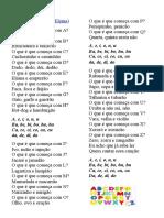 09 - Musica Alfabeto