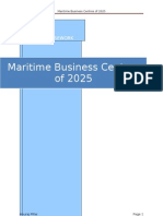 Maritime Centres of 2025