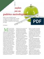 BQ 250 Metrologia Medição