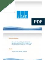 SGK Detailed Engineering