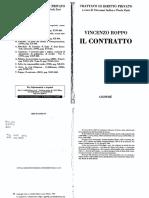 Vincenzo ROPPO - Il Contratto. Milano Giuffré, 2001, p. 3-22 (Cap. I)