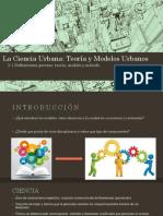 Presentacion de Modelos