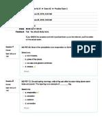 GEO 101 Practice Exam 2
