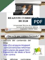 UTC Ajuste-Curricular