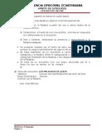 Actividades Pedagogia Unidad 33