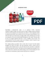 training and development at coca-cola company