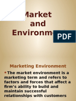 2. Market and Environment