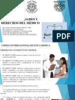 Derechos y Responsabilidades Del Medico