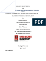 Digital Marketing through Linkedin Marketing in ThinkNEXT Technologies.docx