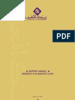 BANK Al Maghrib Rapport 2008