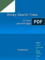 Binary Search Tree 864790 29591