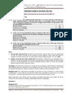 Amendments Indirect Tax