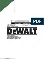 Dwe575 Instruction Manual
