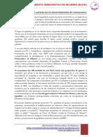 Comunicado MDM Pacto de Investidura PP-Ciudadanos