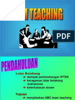 Ppt Tim Teaching