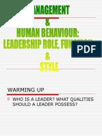 192552152 Leadership Qualities