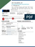 CV Diki Yulianto