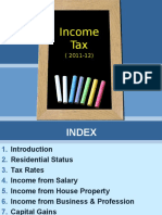 bba Income Tax Ppt