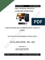 01 Syallabus Book 2015 - 2016