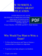 Felson How to Write a Grant