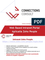 2015-10-02 Intranet - Zoho People