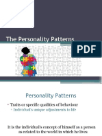 The Personality Patterns