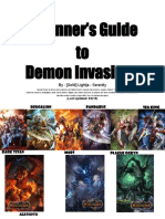 Beginners Guide to Demon Invasions