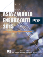 Asia Energy Outlook 2015